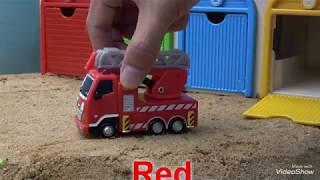 Học màu sắc cùng xe hơi   phim bé yêu đồ chơi