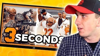 3 Seconds In Sports That Stopped A WORLD WAR!