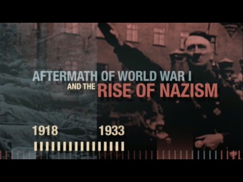 a discussion on the aftermath of world war i seting the stage for the rise of hitler In his account of the causes of world war ii  and the last stage would be a war with the ussr hitler and despair that followed assisted hitler's rise.