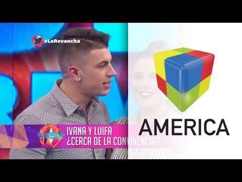 Ivana Icardi: Con Luifa no somos novios, pero él tampoco me lo propuso