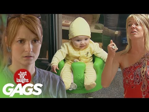 Best Of Baby Pranks - Best Of Just For Laughs Gags