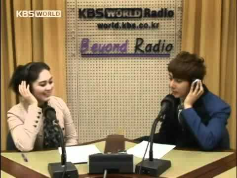 [المقابلة العربية ] ss501 Kim Hyung Jun Arabic interview - part 2