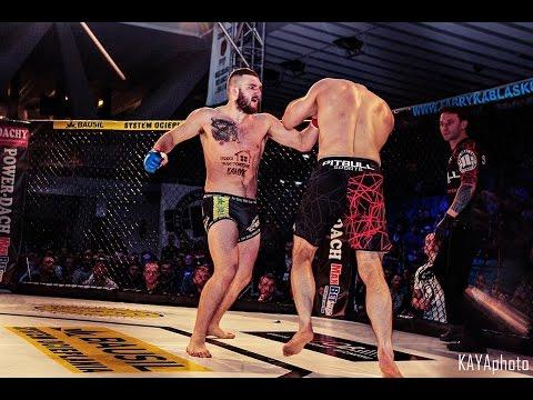 Michał Oleksiejczuk obronił pas federacji Thunderstrike Fight League