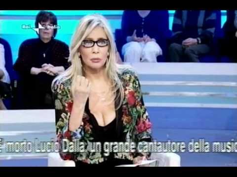 Mara Venier – La vita in Diretta (03-01-12)