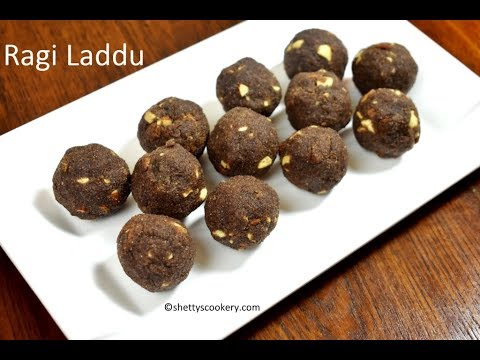 ragi laddu recipe | healthy Dates Ragi Laddu | Dates Ragi ladoo recipe