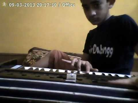 Hoton Se Chulo Tum - Jagjit Singh On Harmonium By Shubham video
