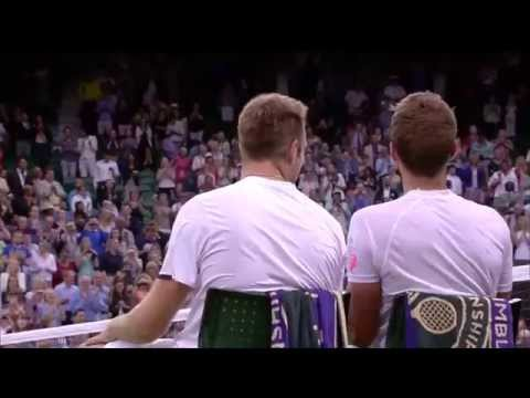 [HD] Pospisil/Sock vs Bryan/Bryan Wimbledon 2014 Final - Conclusion