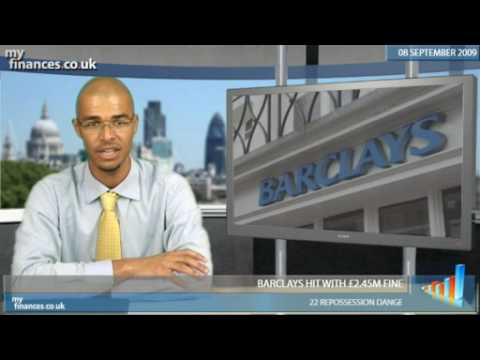 Barclays hit with £2.45m fine