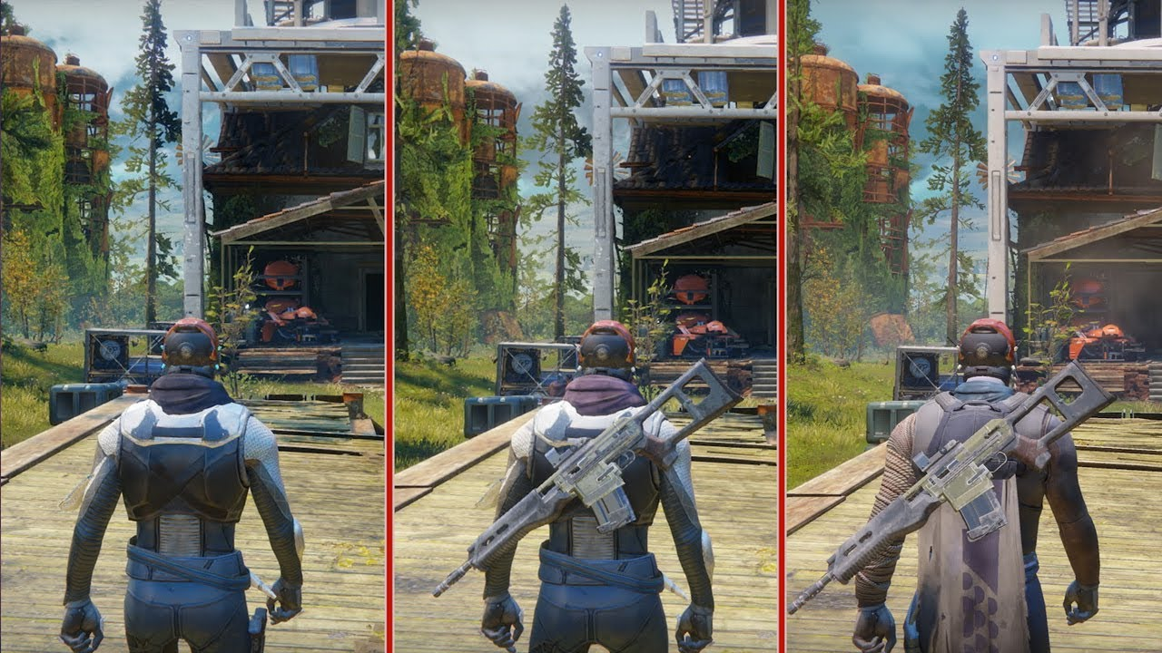 Call of Duty Ghosts in 1080p  PS4 vs Xbox One