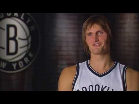 Who Andrei Kirilenko would love to play one-on-one