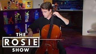 Dermot Mulroney Performs on the Cello | The Rosie Show | Oprah Winfrey Network