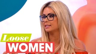 CBB's Nicola McLean Opens Up About Her Constant Battle With Anxiety | Loose Women