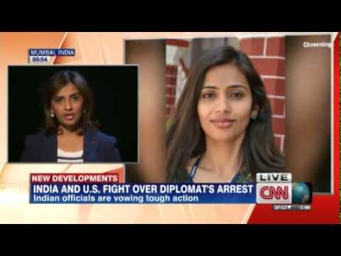 Arrest detention Of Indian Diplomat Devyani Khobragade In New York Triggers Uproar