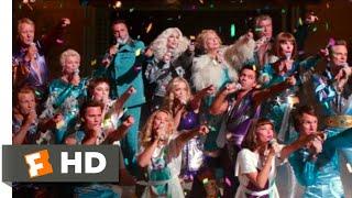 Mamma Mia Here We Go Again 2018 Super Trouper Scene 10 10 Movieclips