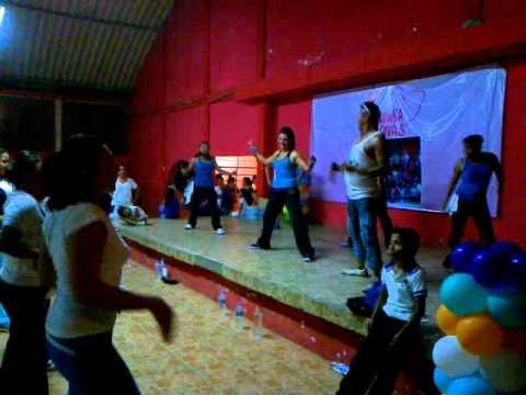ZumbaTHON Chinameca, Veracruz 2012