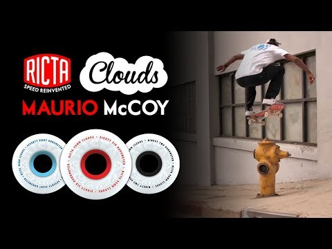 Maurio McCoy Floatin' on Some Ricta Clouds