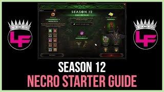 Season 12 Necromancer Starter Guide
