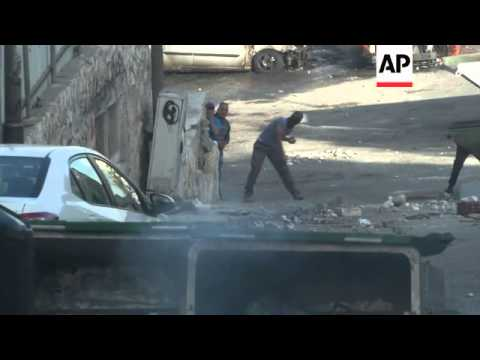 Clashes in Jerusalem as Al Aqsa mosque is sealed off