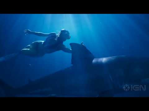 Deep Blue Sea 2 (2018) - Trailer