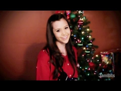 Mistletoe - Justin Bieber (cover) Megan Nicole Music Videos