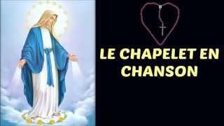 Prier Notre Père et Je Vous Salue Marie en chanson