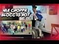 NLE CHOPPA - BLOCC IS HOT ( REACTION )