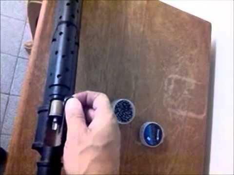 Arma de Pressão-caseira Replica da calibre 12
