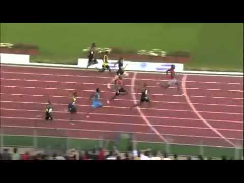 Rome Diamond League 2012   Usain Bolt 9 76 WIND  0 1