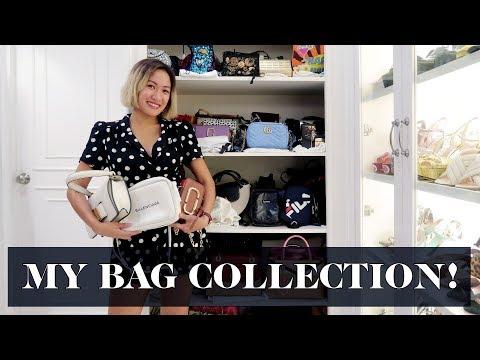 My Bag Collection | Laureen Uy