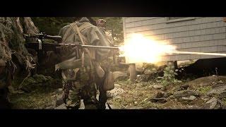 "Short War Movie   ""Dawn Breaker"""