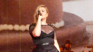 Kelly Clarkson - Tie it Up (Raleigh, NC)