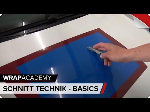 SCHNITT-TECHNIK-BASICS