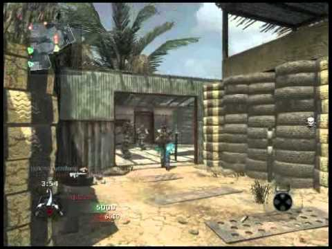 WearY-MAN - Black Ops Game Clip
