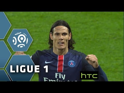 But Edinson CAVANI (90' +1) / Paris Saint-Germain - Stade Rennais FC (4-0) -  / 2015-16