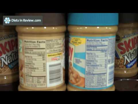 Selecting a Healthy Peanut Butter