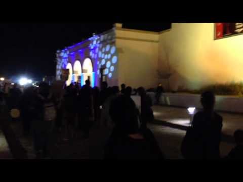 San Miguel de Allende, gritos de justicia y carteles por Ay