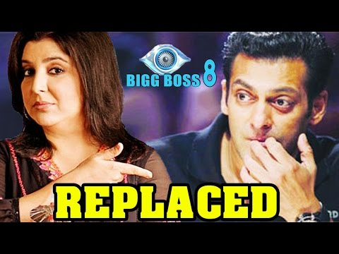 Bigg Boss 8 HOST Salman Khan GETS REPLACED by Farah Khan | SHOCKING