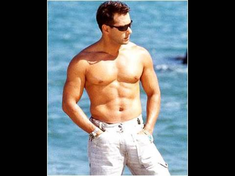 Salman Khan is the 7th most handsome man in the world