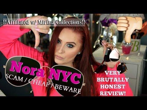 NORA NYC Review   Instagram SCAM   AFFILIATE Program   w/ Receipts   Honest Review  