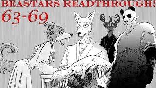 Meat Sage Legosi! | Beastars Chapters 63-69 Readthrough!