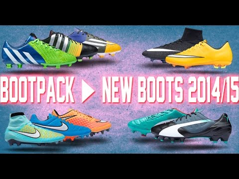 Pes 2013 New Bootpack ► Actual Boots By Wens 2014/15 ||HD|| [Download]