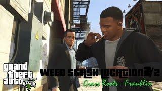 GTA 5 Weed Stash Location 2/2