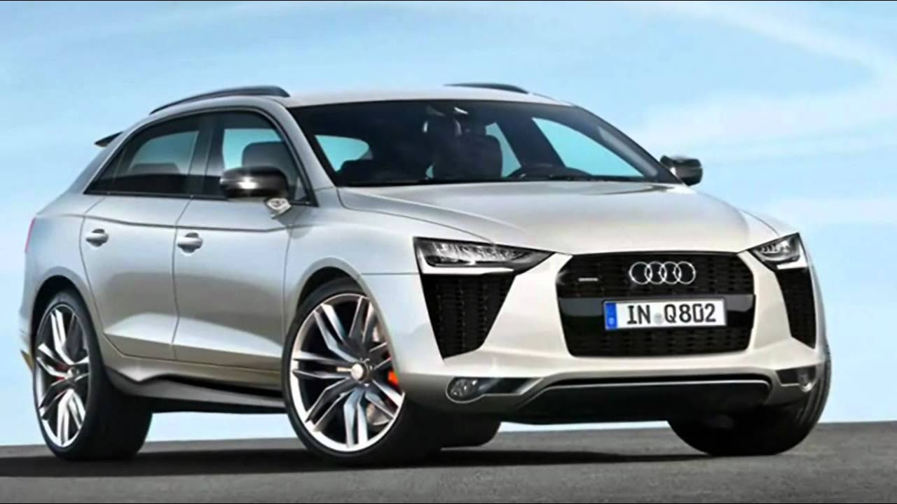 Preview 56 000 60 000 2017 Audi Q8 Bmw X6 Rival Youtube