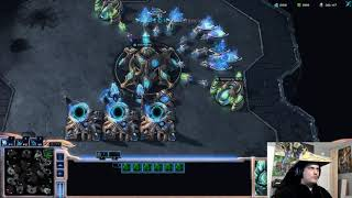 StarCraft 2 Protoss vs Protoss  You thought you had me
