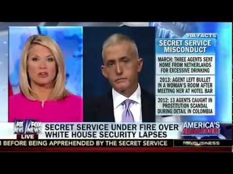 Gowdy talks Secret Service Accountability with America's Newsroom