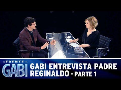 De Frente com Gabi (17/08/14) - Gabi recebe padre Reginaldo Manzotti - Parte 1