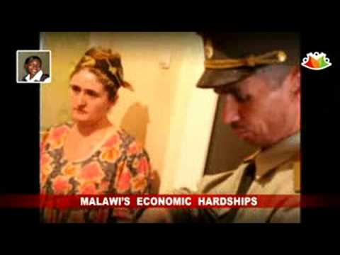 Malawi's Economic Hardships