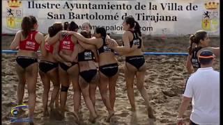 EHF Beach Handball Champions Cup 2016 - Live - Gran Canaria | Day 1 - Court 1
