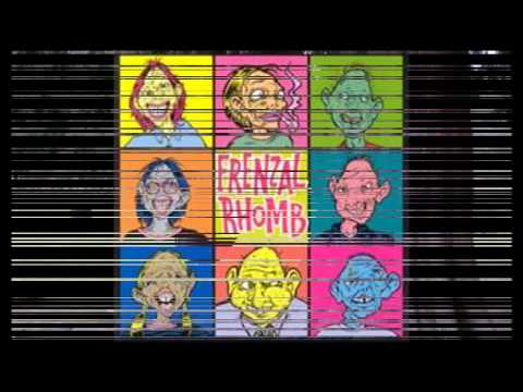 Frenzal Rhomb - Genitals are funny