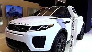 2019 Range Rover Evoque HSE Si4 Premium Features   New Design Exterior Interior   HD